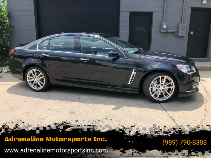 2014 Chevrolet SS for sale at Adrenaline Motorsports Inc. in Saginaw MI