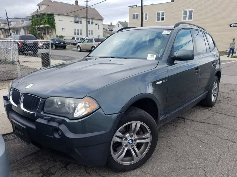 2005 BMW X3 for sale at The Bengal Auto Sales LLC in Hamtramck MI
