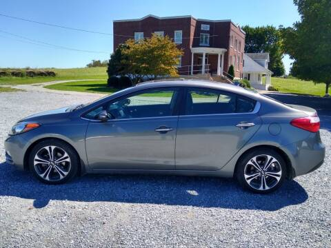 2016 Kia Forte for sale at Dealz on Wheelz in Ewing KY