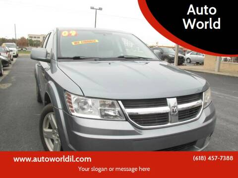 2009 Dodge Journey for sale at Auto World in Carbondale IL