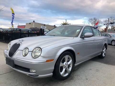 2003 Jaguar S-Type for sale at Crestwood Auto Center in Richmond VA
