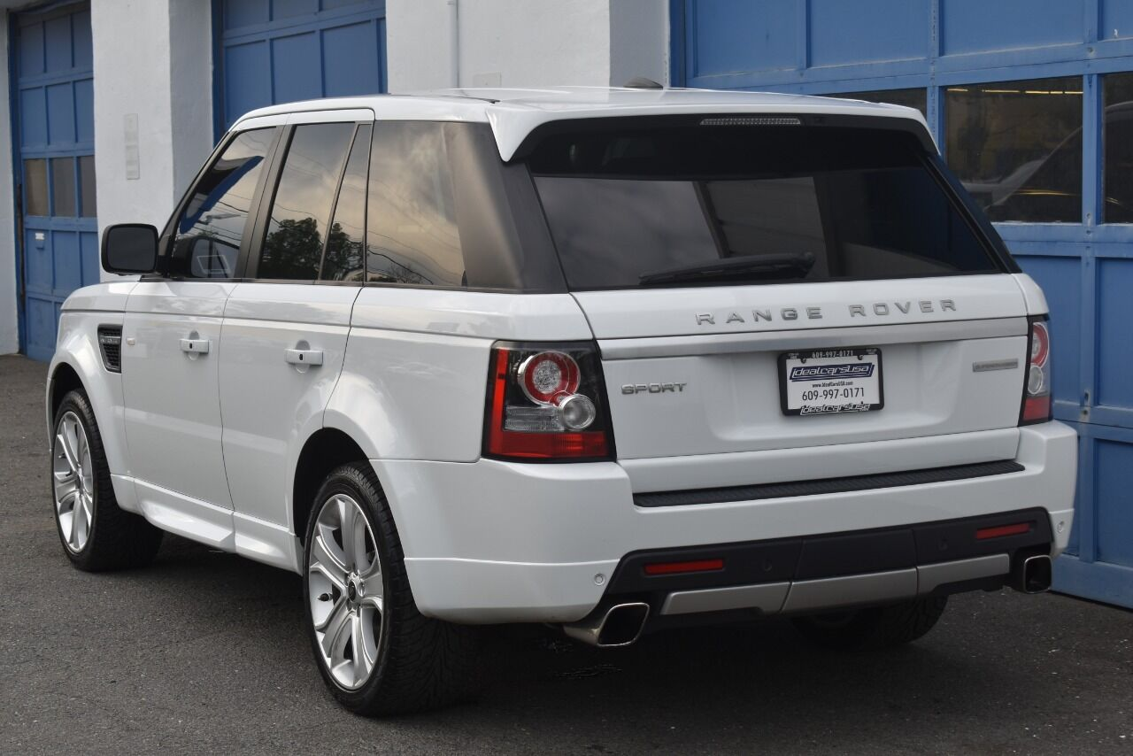 2013 Land Rover Range Rover Sport Supercharged Limited Edition 4×4 4dr SUV full