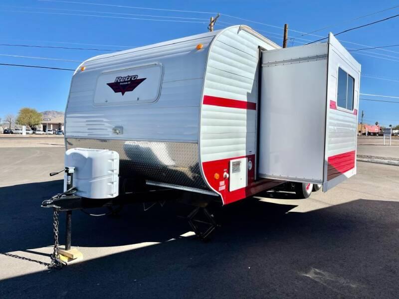 2017 RIVERSIDE RETRO for sale at Mesa AZ Auto Sales in Apache Junction AZ