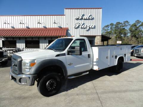2012 Ford F-450 Super Duty for sale at Grantz Auto Plaza LLC in Lumberton TX