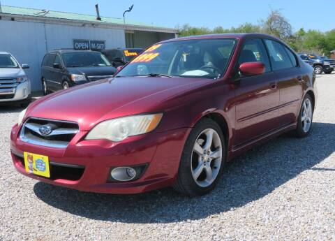 2009 Subaru Legacy for sale at Low Cost Cars in Circleville OH