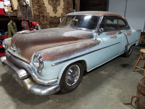 1953 Oldsmobile Super 88 for sale at Pro Auto Sales and Service in Ortonville MN