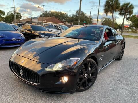 2011 Maserati GranTurismo for sale at CHECK  AUTO INC. in Tampa FL