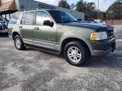 2002 Ford Explorer for sale at Ron's Used Cars in Sumter SC