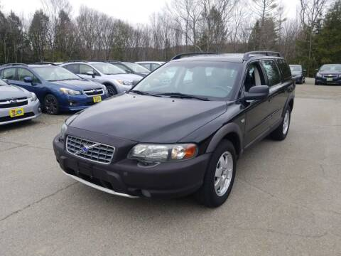 2003 Volvo XC70 for sale at Granite Auto Sales in Spofford NH