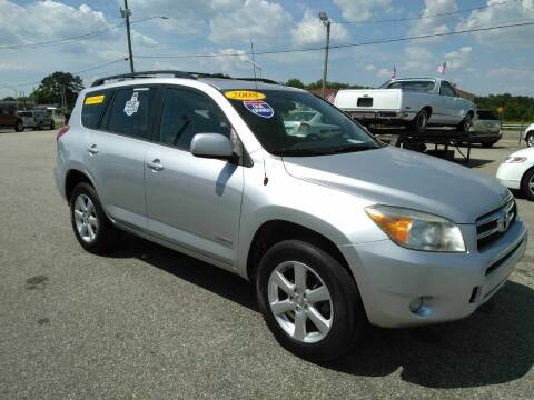 2008 Toyota RAV4 for sale at Kelly & Kelly Supermarket of Cars in Fayetteville NC