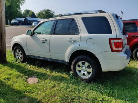2012 Ford Escape for sale at Magic Ride Auto Sales in Elizabethton TN