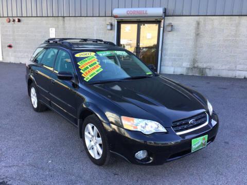 2007 Subaru Outback for sale at Adams Street Motor Company LLC in Dorchester MA