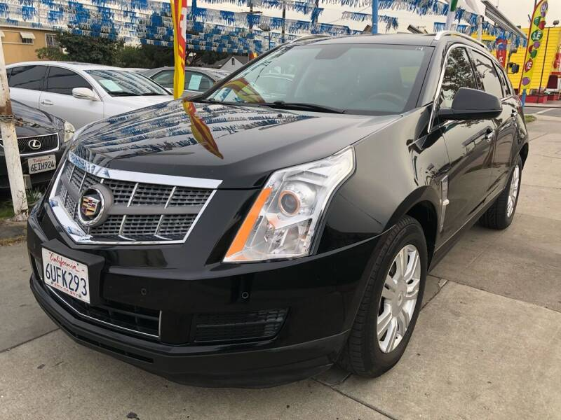 2011 Cadillac SRX for sale at Plaza Auto Sales in Los Angeles CA