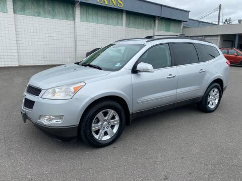 2012 Chevrolet Traverse for sale at Vista Auto Sales in Lakewood WA