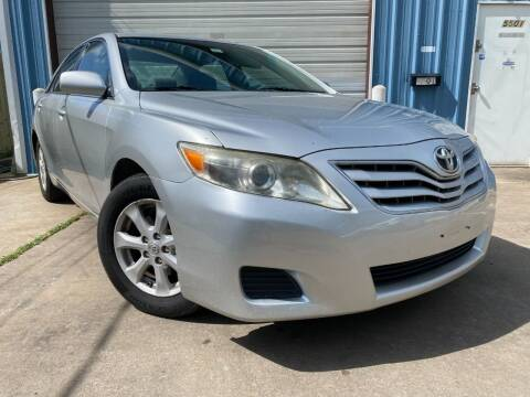 2011 Toyota Camry for sale at Mr Cars LLC in Houston TX