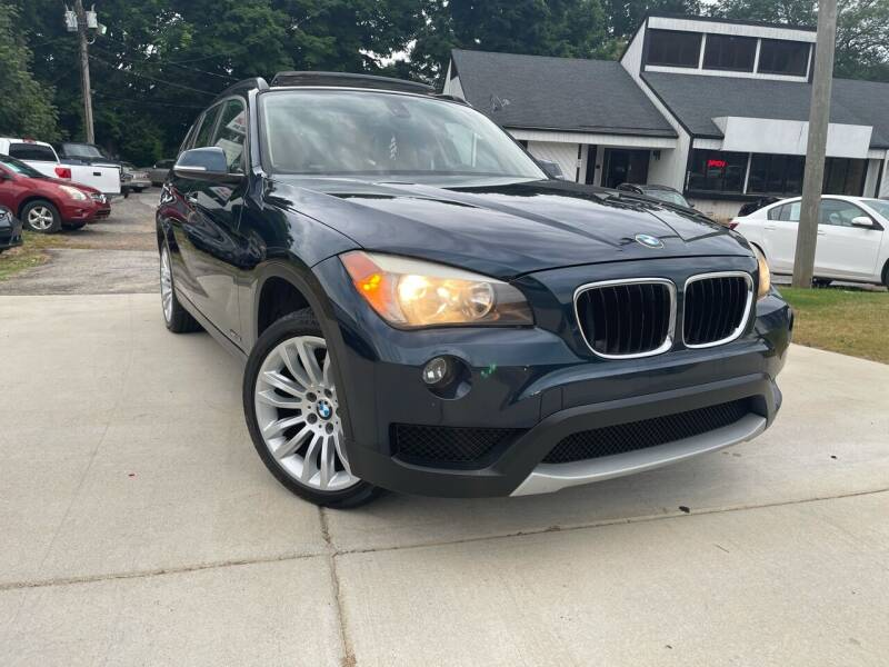 2013 BMW X1 for sale at Alpha Car Land LLC in Snellville GA