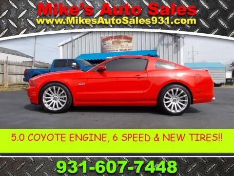 2014 Ford Mustang for sale at Mike's Auto Sales in Shelbyville TN