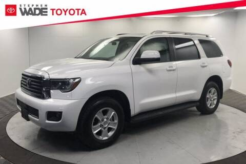 2019 Toyota Sequoia for sale at Stephen Wade Pre-Owned Supercenter in Saint George UT