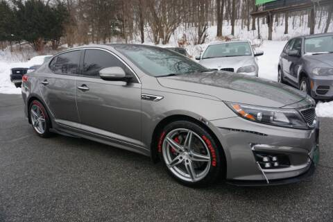 2015 Kia Optima for sale at Bloom Auto in Ledgewood NJ