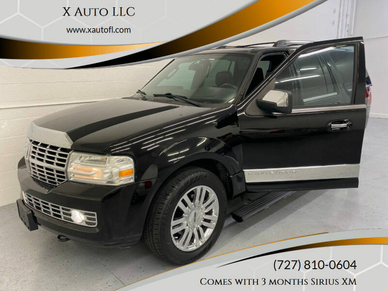 2007 Lincoln Navigator for sale at X Auto LLC in Pinellas Park FL