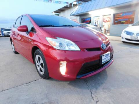 2012 Toyota Prius for sale at AMD AUTO in San Antonio TX
