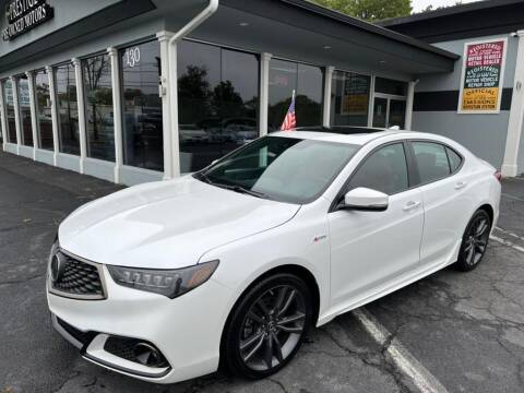 2019 Acura TLX for sale at Prestige Pre - Owned Motors in New Windsor NY