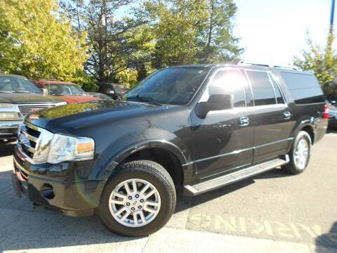 2013 Ford Expedition EL for sale at Precision Auto Sales of New York in Farmingdale NY