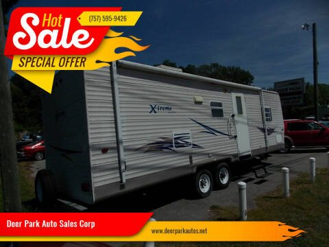 2005 Wildwood Extreme Extreme Light 29' for sale at Deer Park Auto Sales Corp in Newport News VA