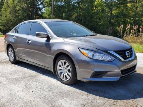 2016 Nissan Altima for sale at Southeast Autoplex in Pearl MS