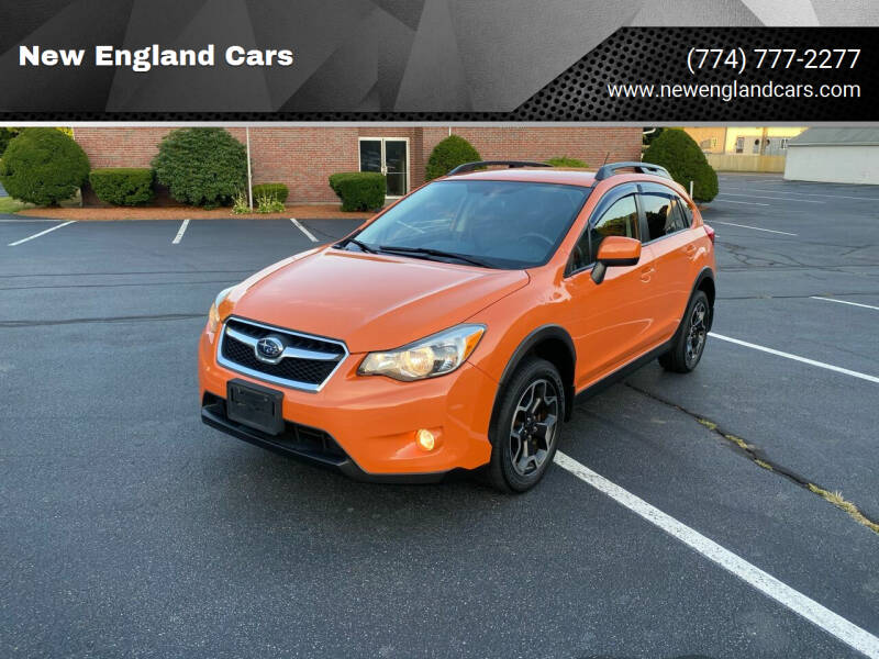 2014 Subaru XV Crosstrek for sale at New England Cars in Attleboro MA