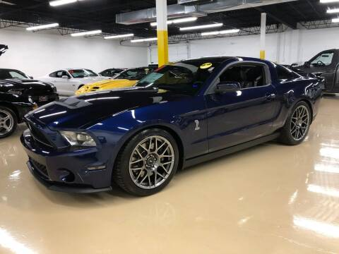 2011 Ford Shelby GT500 for sale at Fox Valley Motorworks in Lake In The Hills IL