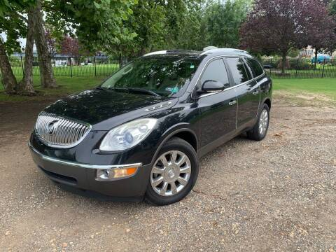 2011 Buick Enclave for sale at Ace's Auto Sales in Westville NJ