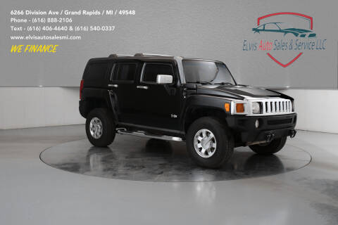 2006 HUMMER H3 for sale at Elvis Auto Sales LLC in Grand Rapids MI
