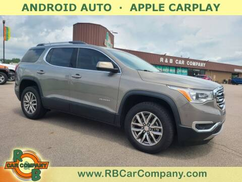 2019 GMC Acadia for sale at R & B Car Co in Warsaw IN