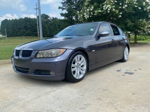 2007 BMW 3 Series for sale at Dreamers Auto Sales in Statham GA