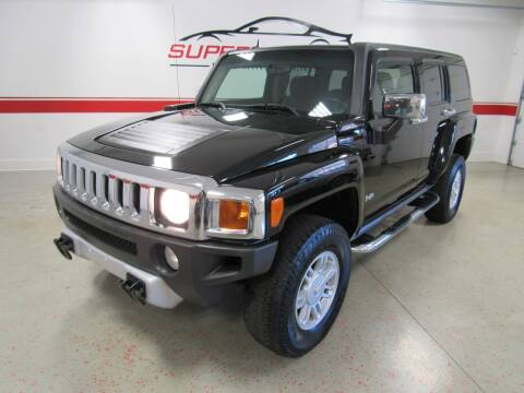 2008 HUMMER H3 for sale at Superior Auto Sales in New Windsor NY