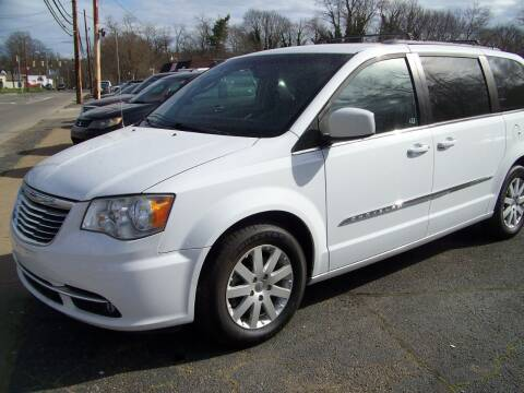 2014 Chrysler Town and Country for sale at Collector Car Co in Zanesville OH