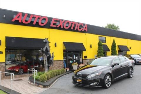 2012 Kia Optima for sale at Auto Exotica in Red Bank NJ