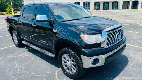 2013 Toyota Tundra for sale at H & B Auto in Fayetteville AR