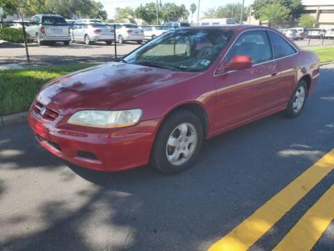 2002 Honda Accord for sale at Carlando in Lakeland FL