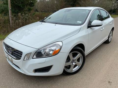 2013 Volvo S60 for sale at Next Autogas Auto Sales in Jacksonville FL