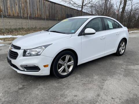 2015 Chevrolet Cruze for sale at Posen Motors in Posen IL