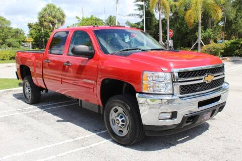 2014 Chevrolet Silverado 2500HD for sale at Truck and Van Outlet in Miami FL