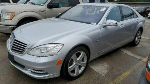 2012 Mercedes-Benz S-Class for sale at Klassic Cars in Lilburn GA