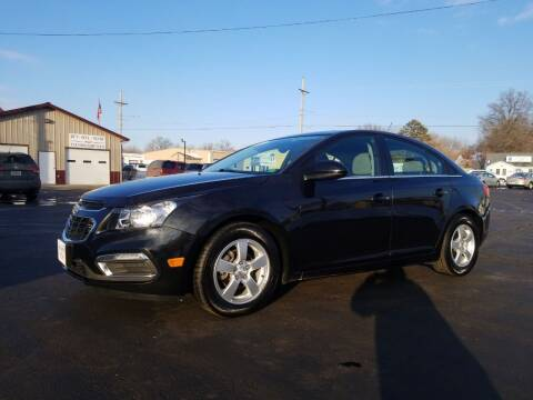 2016 Chevrolet Cruze Limited for sale at Holland's Auto Sales in Harrisonville MO