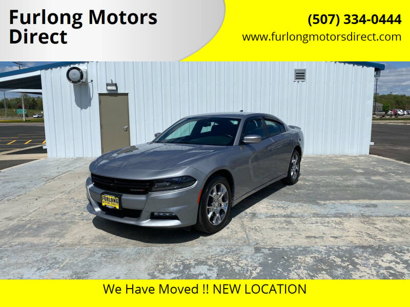2016 Dodge Charger for sale at Furlong Motors Direct in Faribault MN