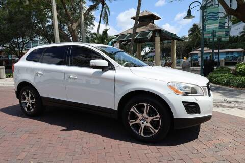 2012 Volvo XC60 for sale at Choice Auto in Fort Lauderdale FL