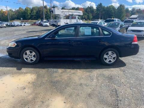 2010 Chevrolet Impala for sale at Upstate Auto Sales Inc. in Pittstown NY