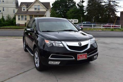 2013 Acura MDX for sale at New Park Avenue Auto Inc in Hartford CT