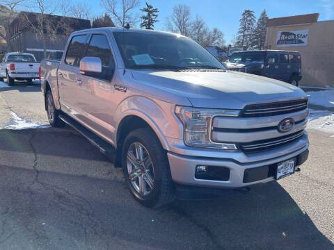 2019 Ford F-150 for sale at BERKENKOTTER MOTORS in Brighton CO
